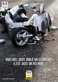 victime accident