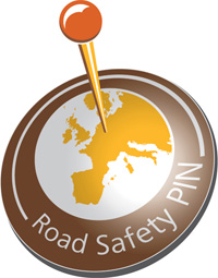 Road Safety Pin